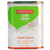 西班牙进口:MUELOLIVA品利 中级初榨橄榄油3L*2
