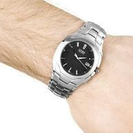 Prime会员:Citizen 西铁城 BM6010-55E 男士光动能手表