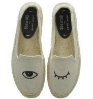 新低:Soludos x Jason Polan 合作款 经典平底鞋渔夫鞋