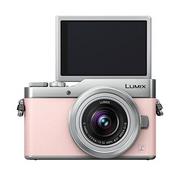 新品首发: Panasonic松下 Lumix DC-GF9 KGK-P微型单电套机 樱花粉(12-32mm)+赠品