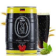 德国进口:Eysser Graf坦克伯爵黑啤酒5L桶装