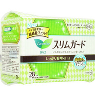 花王 乐而雅 speed+零触感 瞬吸特薄日用卫生巾205mm*28片*7盒