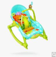 Fisher Price 费雪 可爱动物多功能轻便摇椅