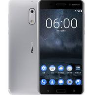 现货在售,诺基亚 Nokia 6 4G+64G 全网通4G手机 双卡双待