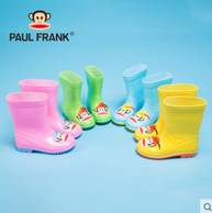 Paul Frank 大嘴猴 儿童时尚雨鞋