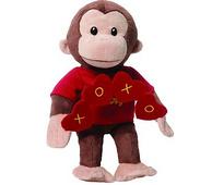 Prime会员:Gund 毛绒玩具猴