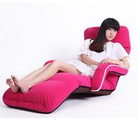 LEAUN 乐昂 LA-NL-C1 日式榻榻米懒人沙发 带扶手