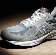美产!New Balance 990 V3 男女总统慢跑鞋