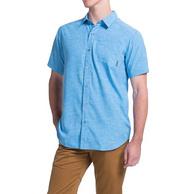 Columbia 哥伦比亚 男士速干防晒短袖衬衫 2色