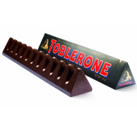TOBLERONE 瑞士三角 黑巧克力 100g