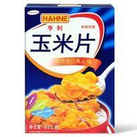 HAHNE 亨利 玉米片 375g*3袋
