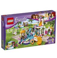 双重优惠!LEGO 乐高 好朋友系列 41313 心湖城夏季游泳池