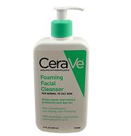 Prime会员,CeraVe Foaming Facial Cleanser 泡沫洁面乳 355ml*4件