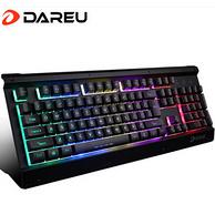 REACHACE达尔优 金属悬浮背光键盘LK145