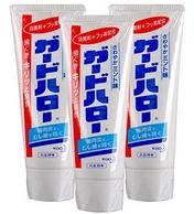 花王 KAO 超效去除牙垢防蛀牙膏 165g*3支