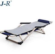 JR  简易床单人折叠床午休睡椅