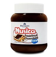 荷兰原装进口,Nusica 纽斯卡 榛子可可酱 400g