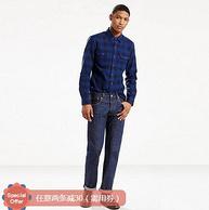 Levi's 李维斯 501系列 501-0115 ORIGINAL 男士直筒牛仔裤 2条