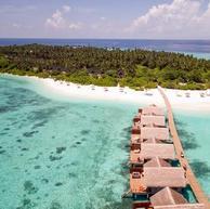 全国多地-马尔代夫密度帕茹岛7日自由行