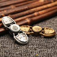 可转5-9分钟!第三代十字军指尖陀螺  陶瓷轴承 券后28元包邮
