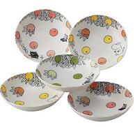 中亚Prime会员: MOOMIN MM180-72 姆明与橘子 套碗 5枚组 *2件
