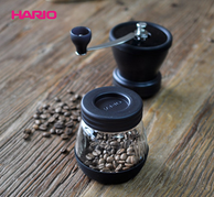 prime会员  HARIO 陶瓷磨芯手摇磨豆咖啡机
