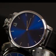 一表两戴 Calvin Klein Exceptional 系列 K3Z211CN 男士时尚腕表