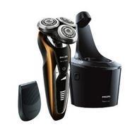 Prime:带清洁桶旗舰,Philips 飞利浦 S9512Z 干湿两用电动剃须刀