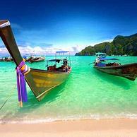 上海-泰国苏梅岛6日往返机票+车船接送