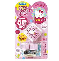 销量第一,Prime会员,日本VAPE 5倍驱蚊手表 免费直邮到手约63元(天猫119元)