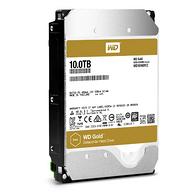 好价可入!prime会员,WD西部数据 Gold金盘 10TB 机械硬盘 WD101KRYZ