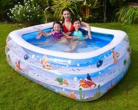 9万好评!倍护婴 家用婴幼儿泳池