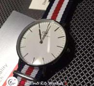 超文艺!DW丹尼尔惠灵顿 Classic系列女士时装腕表 0606DW