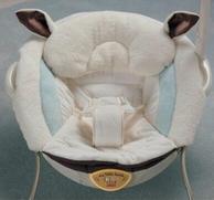 双重优惠:Fisher Price 费雪 P2792 安抚小羊羔婴儿椅