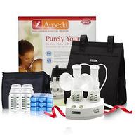 新低: Ameda 阿美达 Purely Yours Ultra 双边电动吸奶器 套装