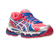 Asics亚瑟士 GEL-Nimbus 15 女款顶级缓冲避震跑鞋 50美元307(专柜1198元)