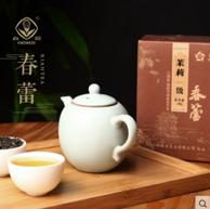 江西老字号,春蕾 浓香特级茉莉花茶100g