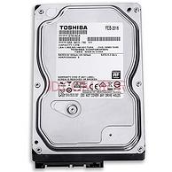 TOSHIBA东芝 DT01ACA100 1TB 台式机硬盘 7200转32M 279元(其他渠道300+)