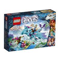 LEGO 乐高 精灵系列 水之飞龙的冒险之旅41172