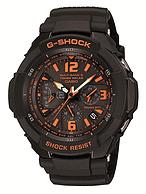 CASIO卡西欧 G-SHOCK 光动电波表 GW-3000B-1AJF
