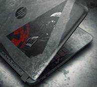 i7+全高清+独显+8G!官翻HP惠普 15-AN051DX笔记本 星战纪念款