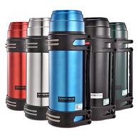 7玩好评!NRMEI恩尔美 保温壶 户外家用不锈钢大容量热水瓶 2L