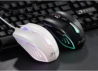 清华同方 有线 游戏鼠标 F700