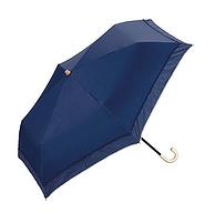 防紫外线99%!UVF50+!w.p.c 三折6骨遮光遮热系列轻量涂层遮阳伞 含税直邮到手约166元(国内渠道220+)