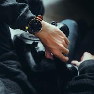Daniel Wellington 丹尼尔•惠灵顿 男士英伦石英手表