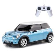 星辉 Rastar 遥控车 1:24 宝马Mini Cooper S遥控车模 49元凑单包邮(天猫89元)