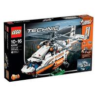 低于海淘!镇店之宝,LEGO 乐高 42052 机械组 双旋翼高负重直升机 799元包邮(京东自营同款1078元)