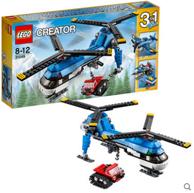 新低:Lego 乐高 创意百变系列 31049 双旋翼直升机 199元包邮(天猫旗舰店259元)
