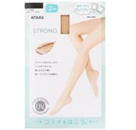 ATSUGI 厚木 STRONG压力丝袜 5色 2双装