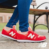 New Balance 新百伦 373系列 女款复古鞋跑步鞋 休闲运动鞋 WL373SMC